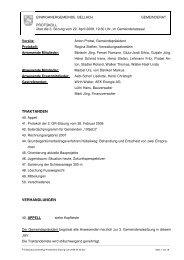 3 Sitzung vom 2008 04 22.pdf - Bellach