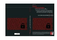 Kulturen des Kopierschutzes II - multimediale Systeme