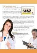 """Lernprogrammreihe """"Prophylaxen und Expertenstandards - Seite 2"""
