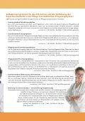 """Lernprogrammreihe """"Prophylaxen und Expertenstandards - Seite 3"""
