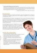 """Lernprogrammreihe """"Prophylaxen und Expertenstandards - Seite 4"""