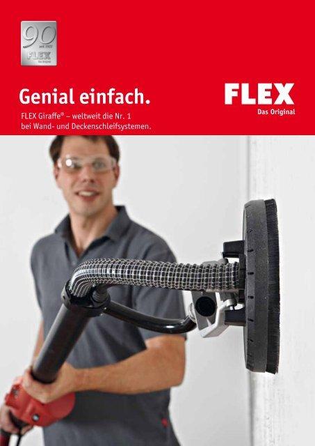 FLEX 25x Schleifgitter K80 WS 702 VEA WSE 500 # 260.237