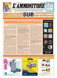 supplemento febbraio 2011 - Ammonitore web