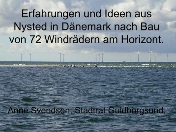 1 Ferienzenter (Hapimag) - Offshore-Wind