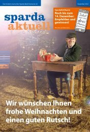 Empfehlen und gewinnen! - Sparda-Bank Hannover eG