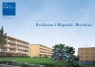 Residenza 2 Magnolie, Mendrisio