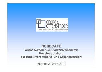 Vortrag Georg Nordgate Henstedt-Ulzburg NEU 2 - Gemeinde ...