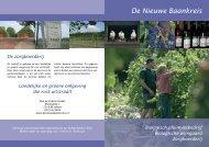 Het biologisch pluimveebedrijf - De Nieuwe Baankreis