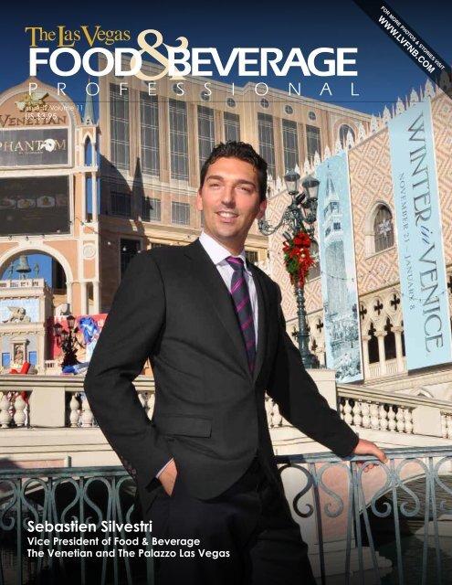 Sebastien Silvestri The Las Vegas Food Beverage Professional