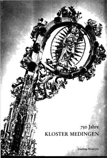 Homeyer, Joachim: 750 Jahre Kloster Medingen. Kleine Beiträge