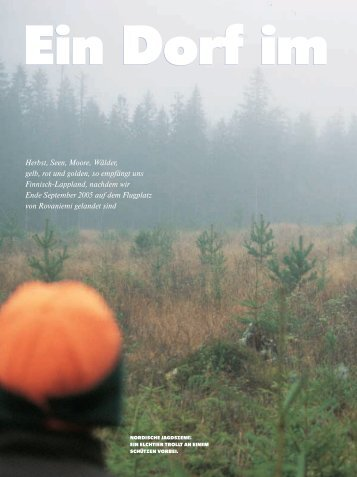jagdland finnland - Jagen Weltweit