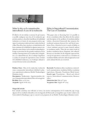 comunicación intercultural - Recursos Javeriana