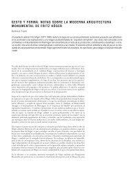 notas sobre la moderna arquitectura monumental de fritz höger