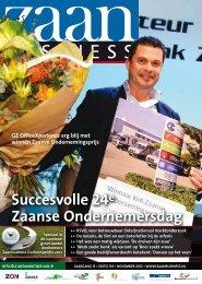 Succesvolle 24e Zaanse Ondernemersdag - Zaanbusiness