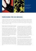 NANOTECHNOLOGIEFORSCHUNG FÜR MENSCH UND UMWELT - Seite 5