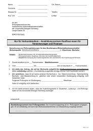 Nur für Verbundstudium – Ausbildung zur/zum Kauffrau/-mann für ...