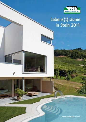 Stufenelemente - UHL Verbundstein AG