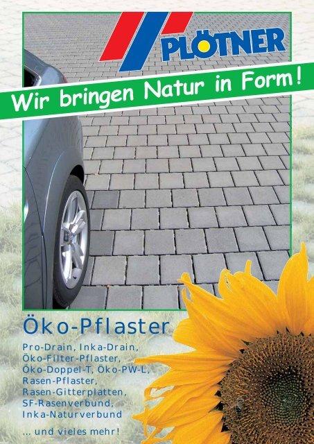 Wir bringen Natur in Form!