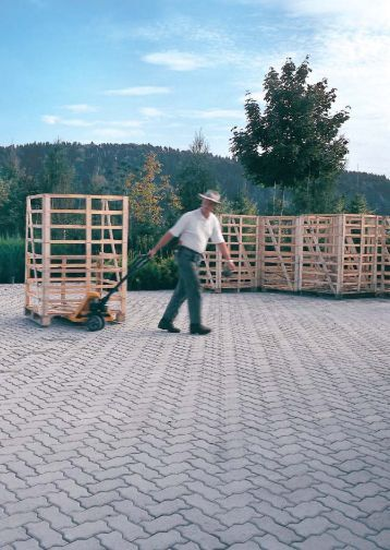 Verbund- und Pflastersteine - Die Silidur AG