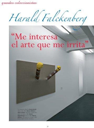 Harald Falckenberg - Tendencias del Mercado del Arte
