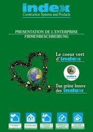 Le coeur vert d' Das grüne Innere des - Index S.p.A.