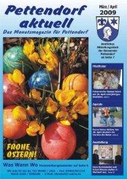 Bürgerservice der Gemeinde Pettendorf - Landkreis Regensburg