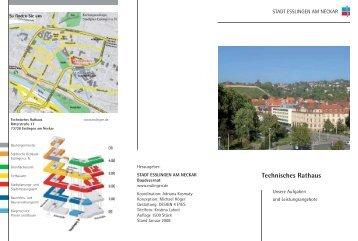Technisches Rathaus - Esslingen