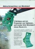 Betonabbruchzange Montabert - GOLOB Erdbau, Abbruch ... - Seite 2