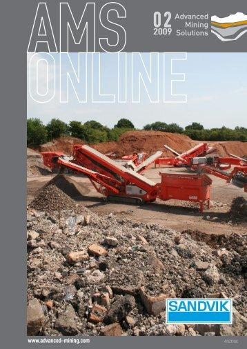 rohstoffe 2009 - Advanced Mining