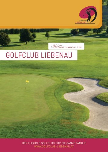 349 - Golf Club Liebenau