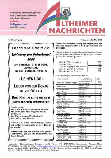 Einladung zum Jahre Einladung zum Jahreskonzert 2008