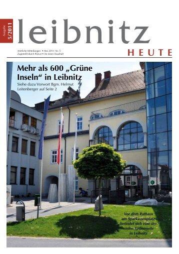 (2,52 MB) - .PDF - Stadtgemeinde Leibnitz