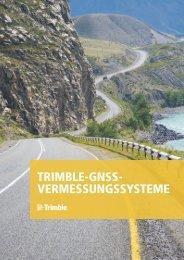 trimble gnss-systeme - Herzog Vermessungstechnik GmbH