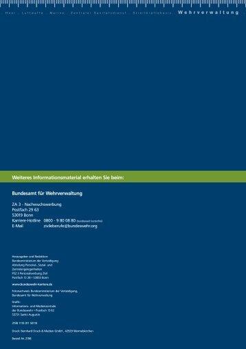 Beamtin und Beamter im Geoinformationsdienst der Bundeswehr