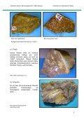 Vulkanite von Garsebach - Dobritz - Nossen Bergbau Gersdorf - Seite 4