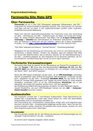 Farmworks Site Mate GPS - E-Agrar
