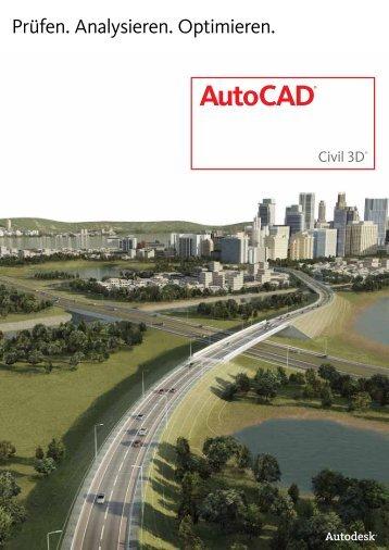 AutoCAD Civil 3D - Widemann Systeme GmbH