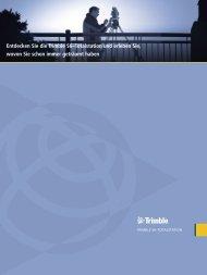 Broschüre (PDF) - Sinning Vermessungsbedarf GmbH