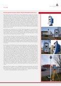 VermessunG und PreIsLIsTe 2010 - Seite 3