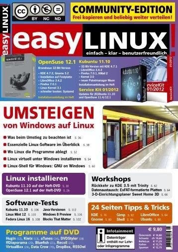 community Edition - EasyLinux
