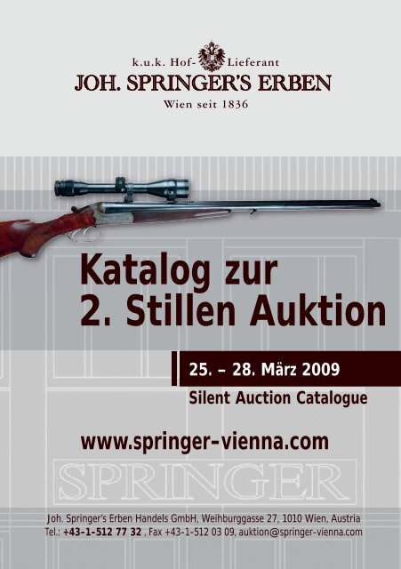 springer auktion