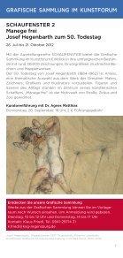 ber2012 - Kunstforum Ostdeutsche Galerie Regensburg - Seite 7