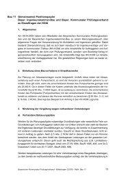 Bau 11 - Bayerischer Kommunaler Prüfungsverband