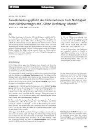 Ohne-Rechnung-Abrede - Alpmann Schmidt