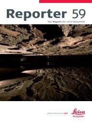 Das Magazin der Leica Geosystems