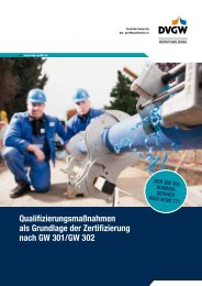 PDF, 794 KB - DVGW Berufsbildung