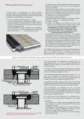 Preisliste für Stahlrinnen und FILCOTEN 2012 als PDF - Seite 5