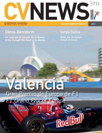 F1 Grand Prix of Europe - Comunidad Valenciana