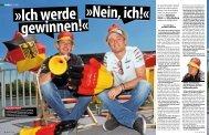 Deutsches Doppel - Sebastian Vettel