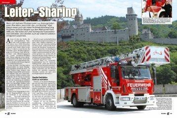 Leiter-Sharing - Stadt Altena